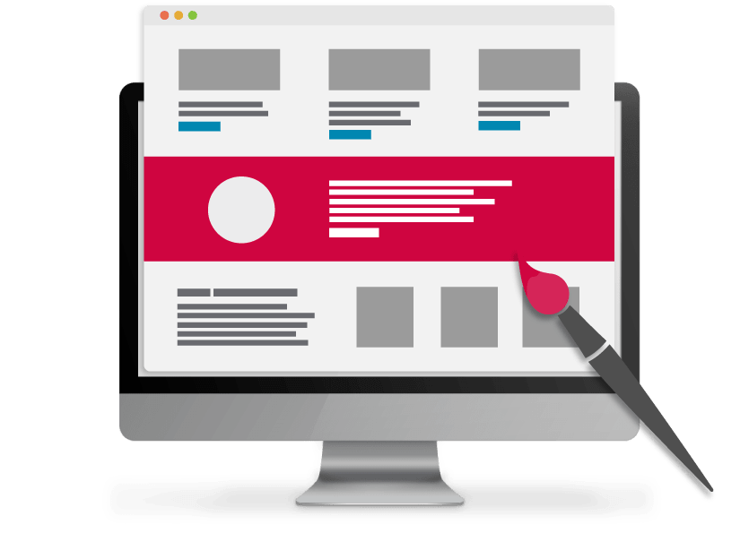 Webdesign Gestaltung