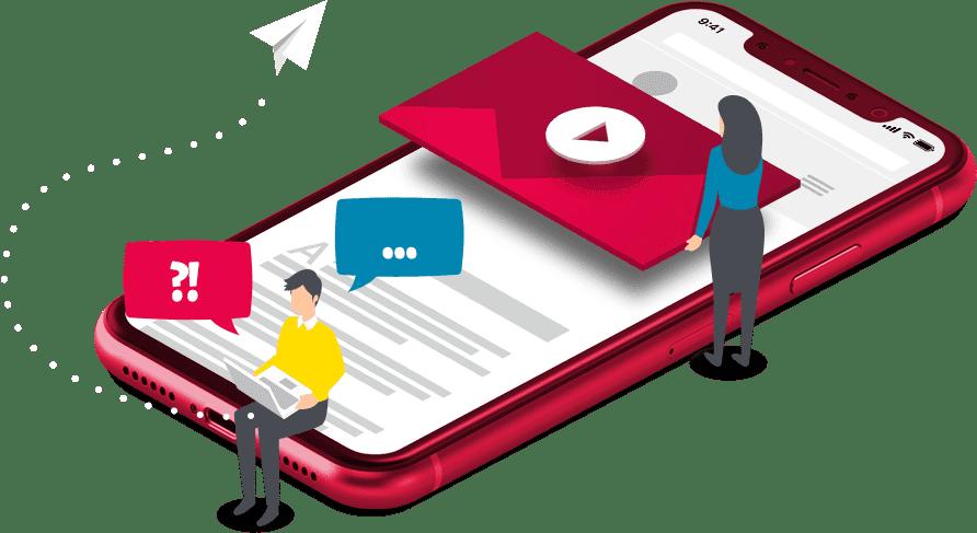 alto App Gestaltung Kommunikation Kunde