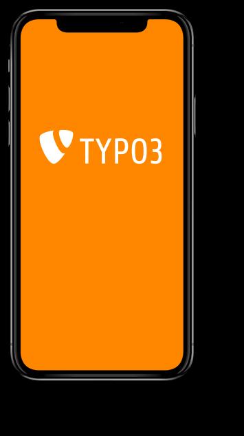 Smartphone TYPO3