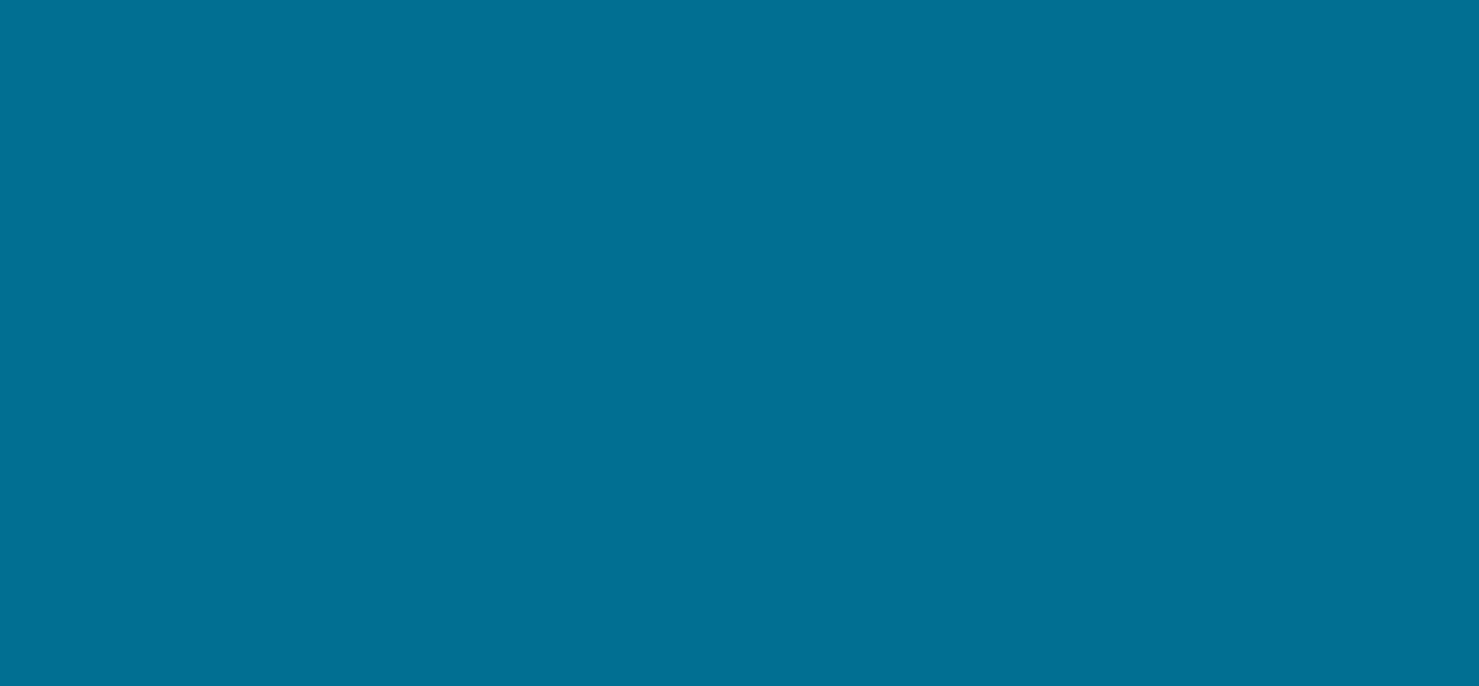 Blaue Form als Hintergrund