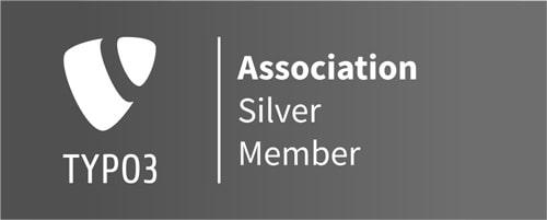 TYPO3 Association Silver Member